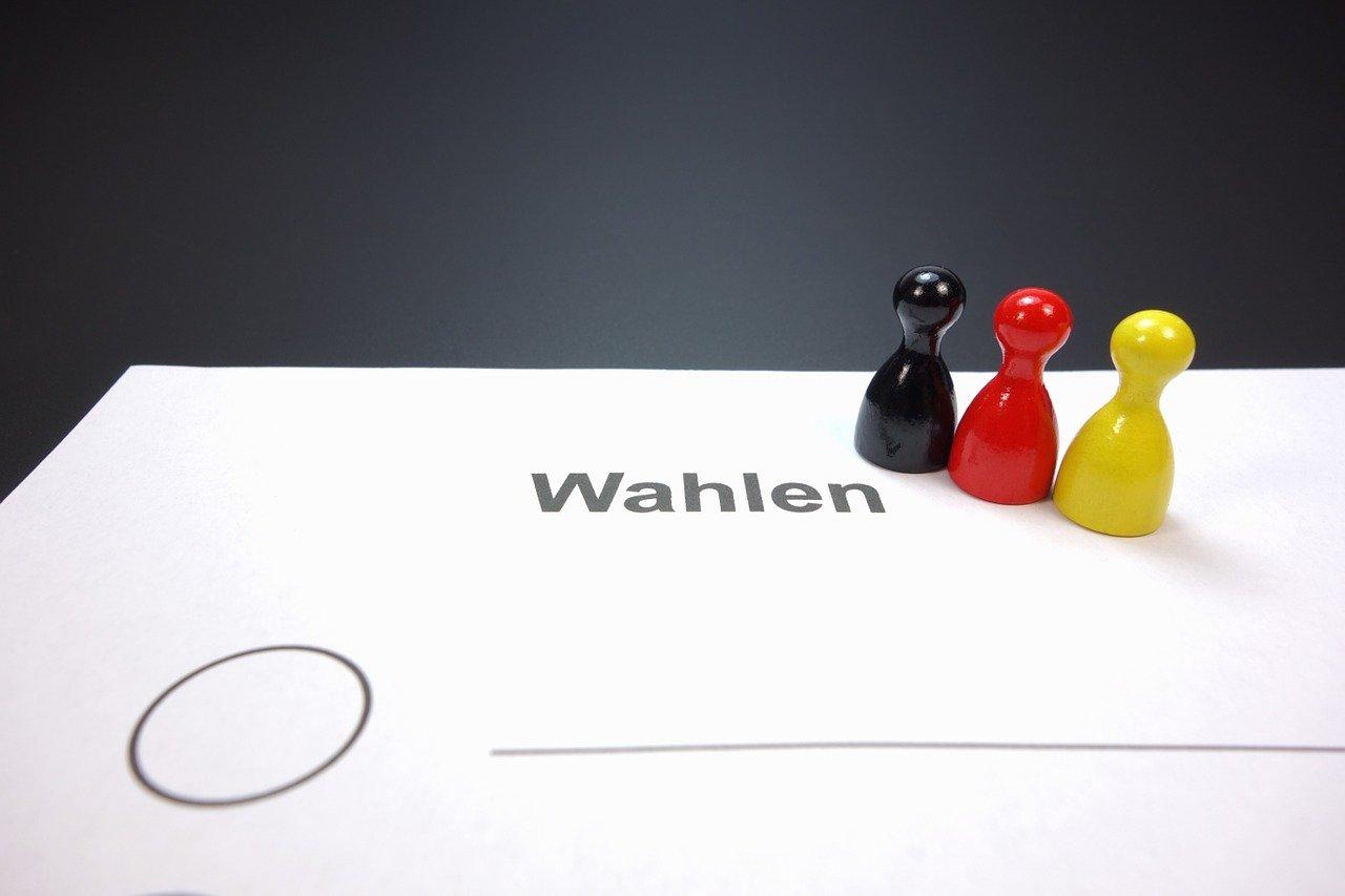 Juniorwahl zur Bundestagswahl 2021: Die GRS+ Gerolstein ist mit dabei!